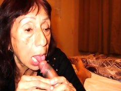 Horny mexico grannies and her amazing..