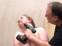 Brutal bbw bdsm and tool tortures of..