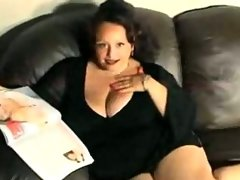 Bbw sexy monica erotica playing with..