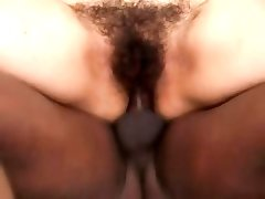German mature bbw bushy gets dp