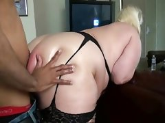 Slut huge ass boobs wife spanked and..