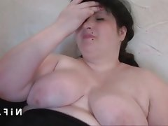 Young french bbw anal fucked for her..