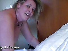 French mature cecile fucked by her..