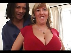 Big titted brit marie gets some bbc